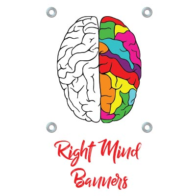 Right Mind Banners