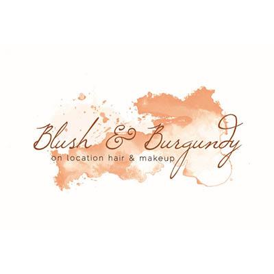 Blush & Burgundy