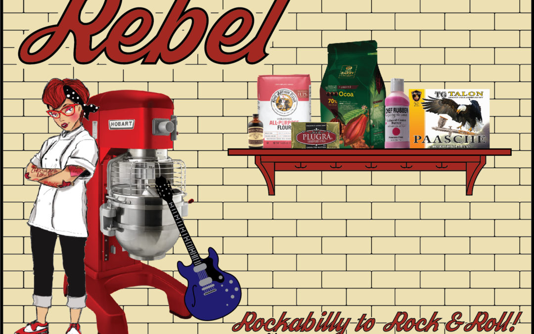 Rebel: Rockabilly to Rock & Roll!