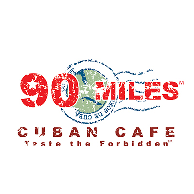 90 MILES CUBAN CAFE