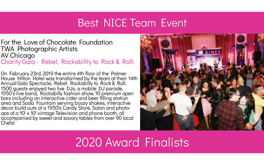 NACE NICE Award Finalist: Rebel Rockabilly to Rock & Roll